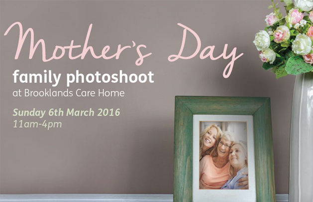 Mothers Day Family Photoshoot at Brooklands